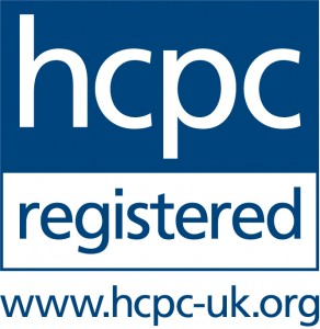 HCPC Registered Logo